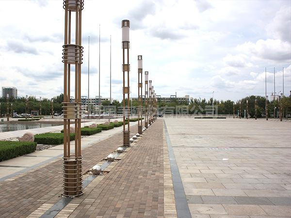 广场景观铺装