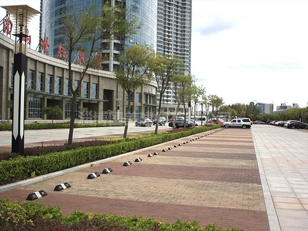 广场道路铺装