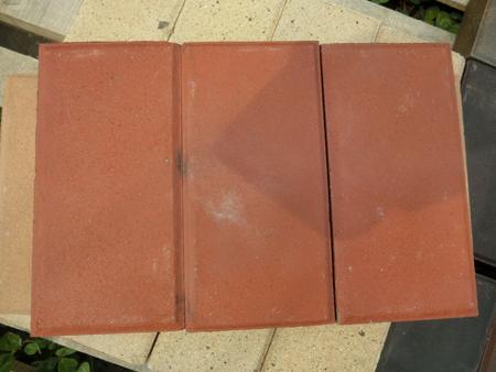 枣红色烧结砖