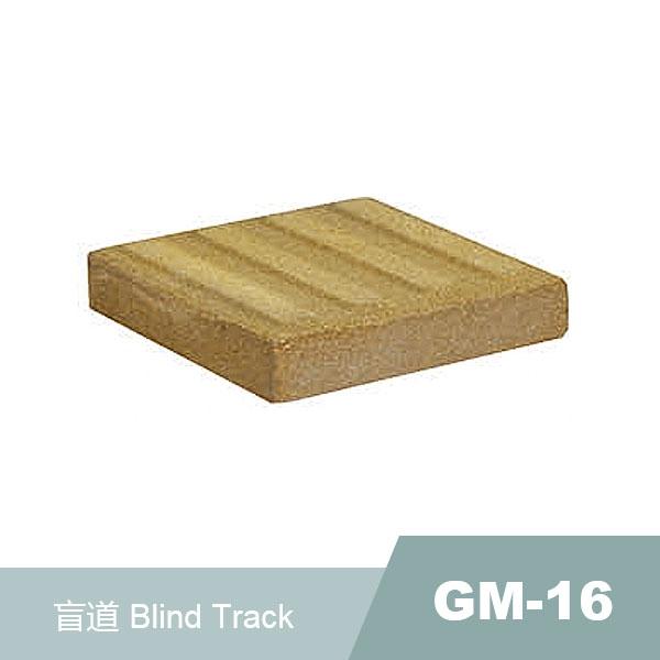 GM-16 盲道