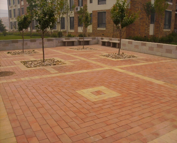 南宁广场砖