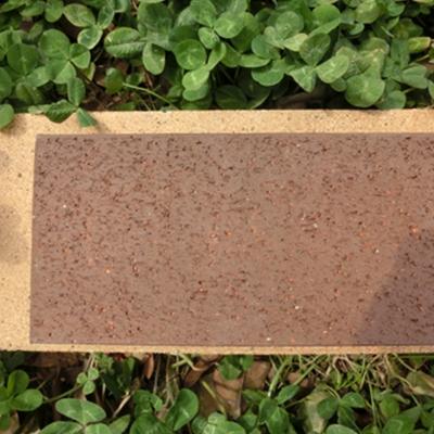 褐色烧结砖
